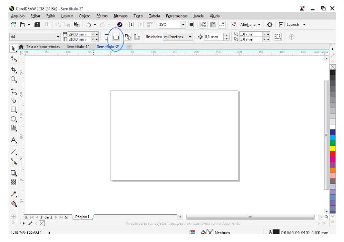 Utilizando Formas básicas Corel Draw na prática 3